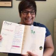 My Teacher notebook: first to-do list done